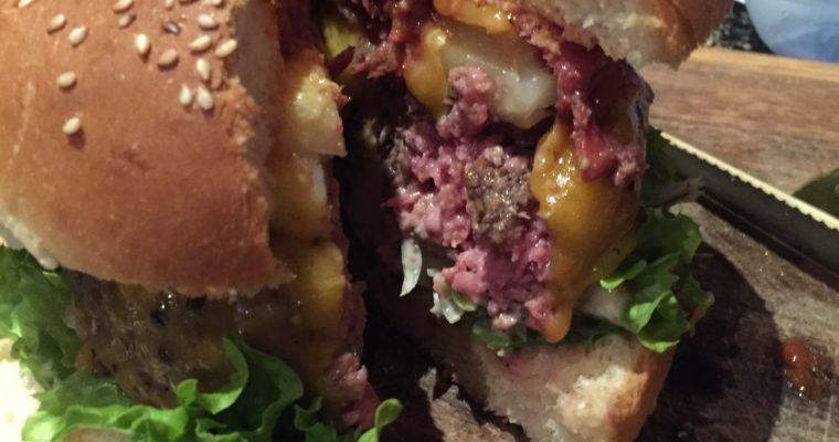 Lily Burger Beef & Vegan
